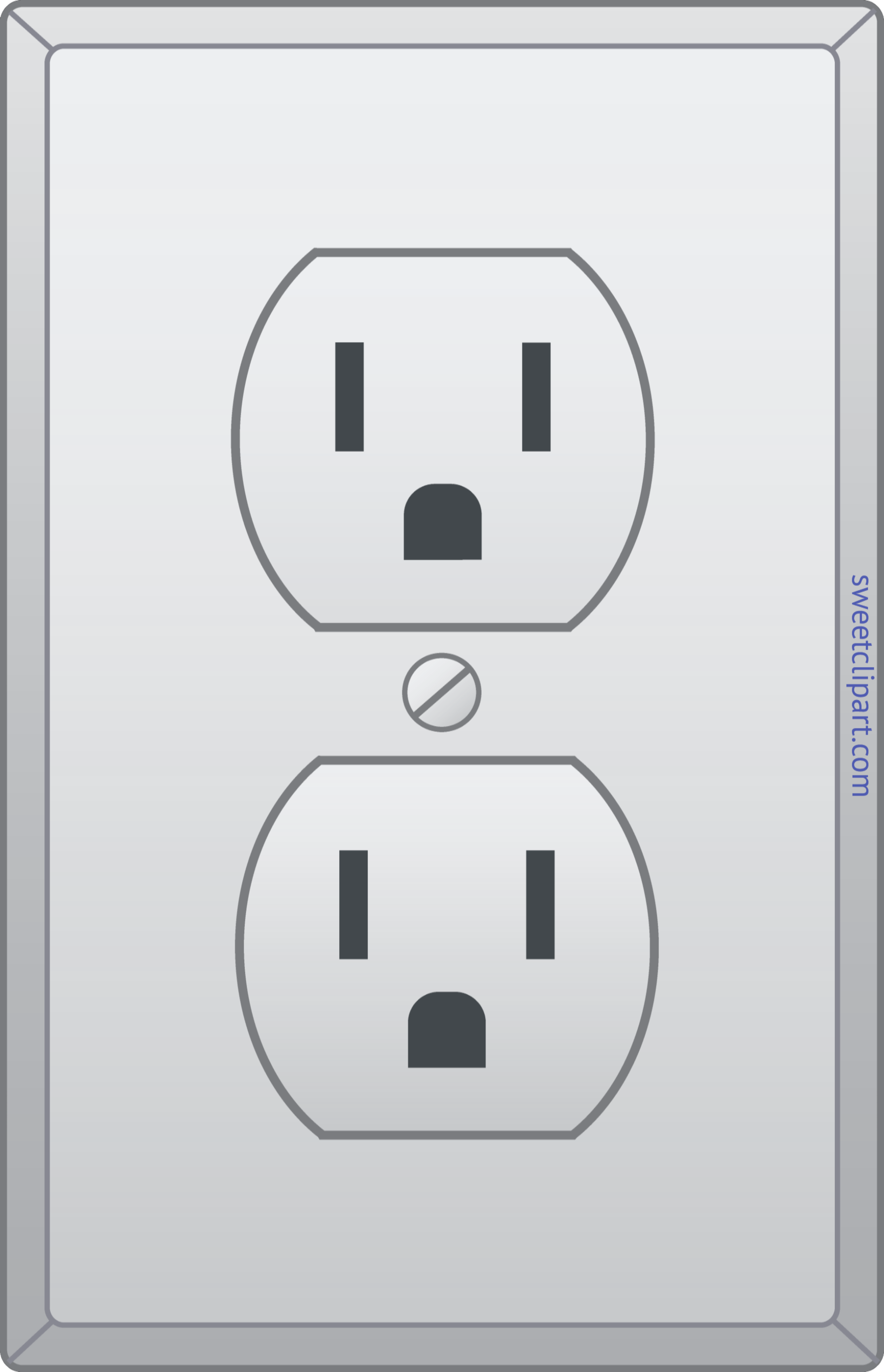 Clipart outlet banner royalty free Electrical Outlet Clip Art - Sweet Clip Ar #225146 - Clipartimage.com banner royalty free