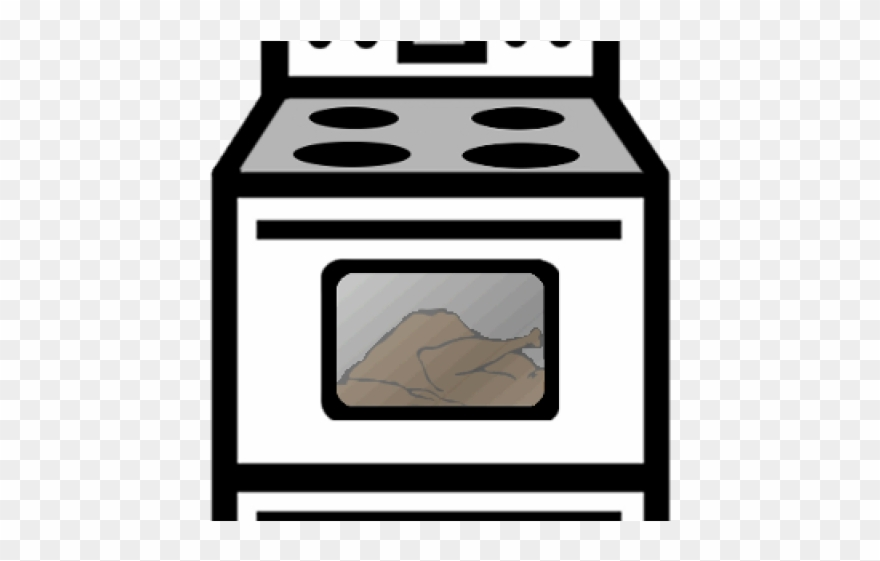 Convection oven clipart