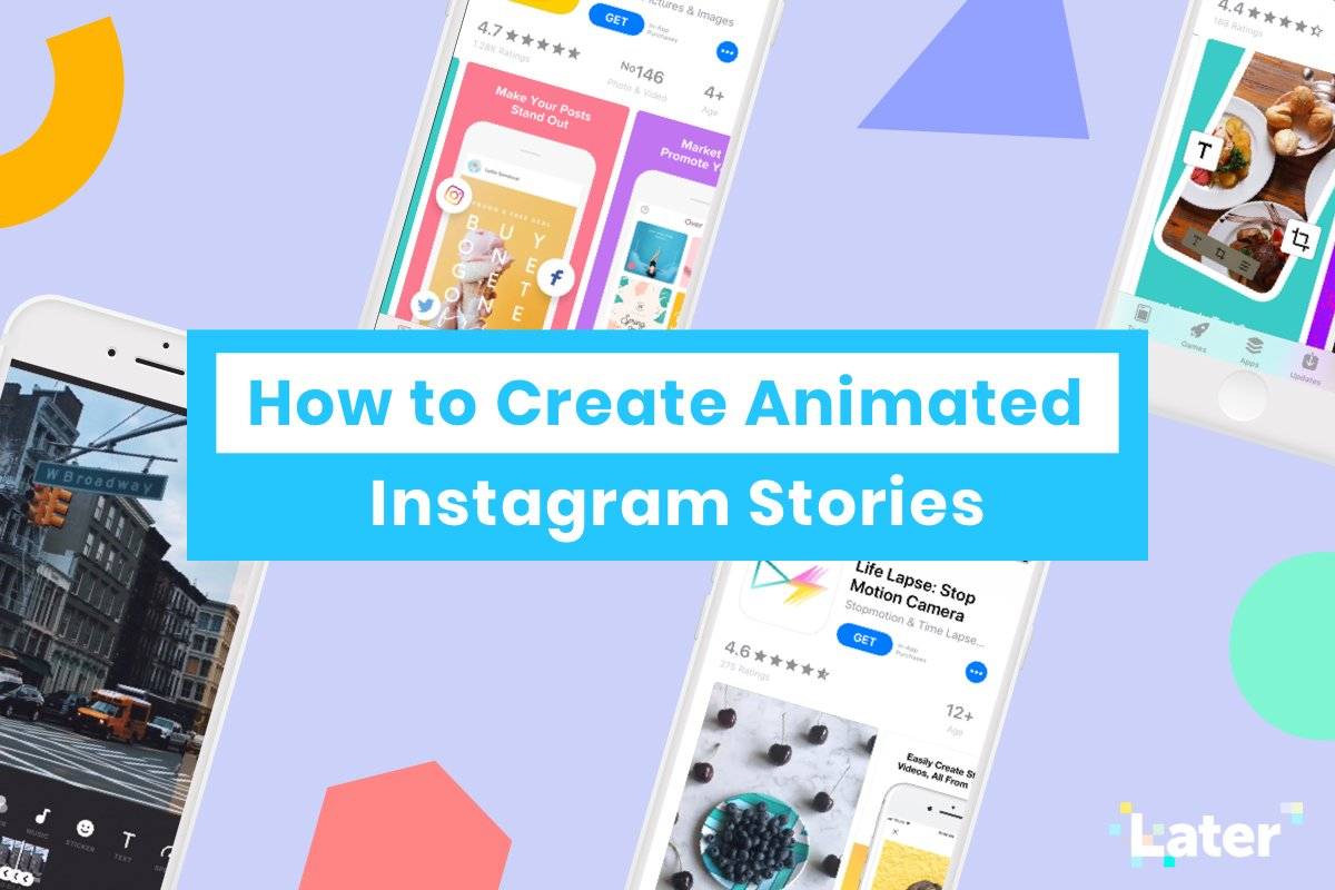Clipart overlay app image library download How to Create Animated Instagram Stories: 8 Apps To Make It Easy image library download