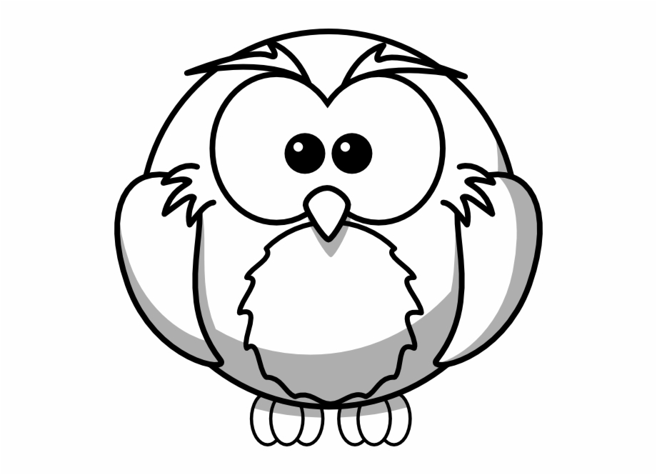 Clipart owl black and white clip art library download Owl Bird Png, Svg Clip Art For Web - Owl Cartoon Black And White ... clip art library download