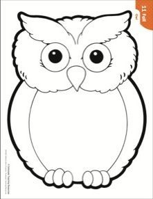 Clipart owl black and white clipart library stock Clipart owl black and white 4 » Clipart Portal clipart library stock