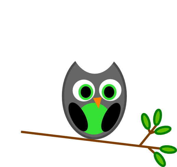 Tree with owl clipart png freeuse stock Cute Owl On Tree Clipart | Clipart Panda - Free Clipart Images png freeuse stock