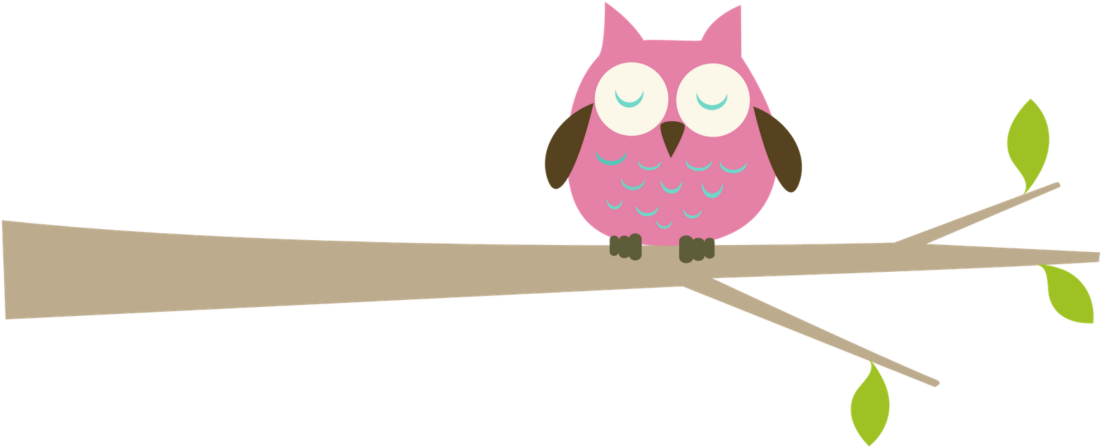 Owl on tree clipart clipart royalty free library owl-borders-clip-art-cliparts-co-IPExYp-clipart.png (1600×651 ... clipart royalty free library