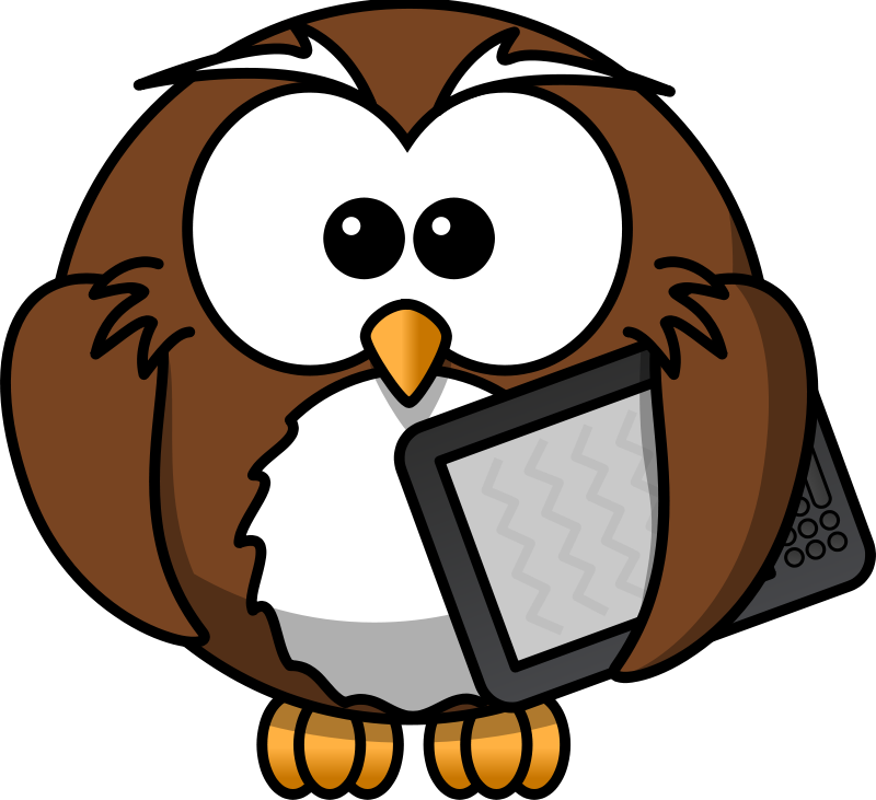 Owl with book clipart banner library stock Owl Book Clipart | Clipart Panda - Free Clipart Images banner library stock