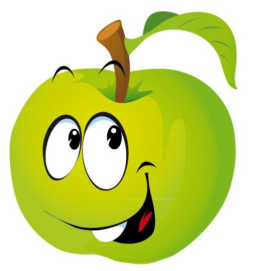 Clipart owoce