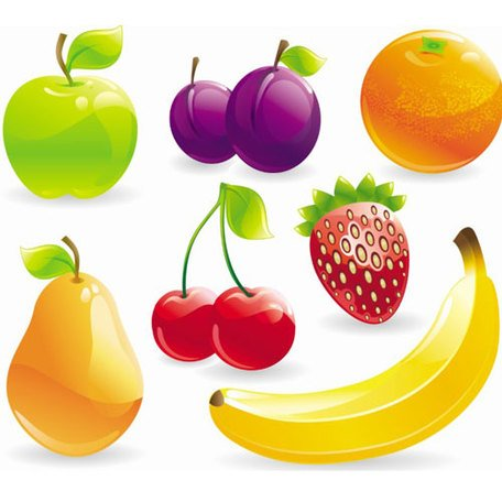Clipart owoce vector download Darmowe cliparty i grafiki wektorowe Owoce z jagód - Clipart.me vector download