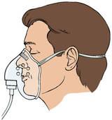 Clipart oxygen mask