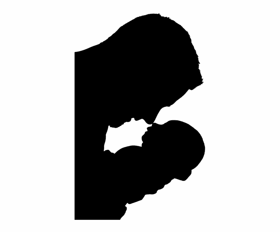 Clipart padre clipart Silhouette Father Son Family People Child Boy - Vector Dia Del Padre ... clipart