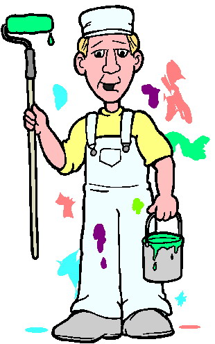 Clipart painters clipart freeuse library Free Free Painting Cliparts, Download Free Clip Art, Free Clip Art ... clipart freeuse library