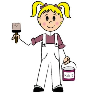 Clipart painters image freeuse stock Painters clipart 2 » Clipart Portal image freeuse stock