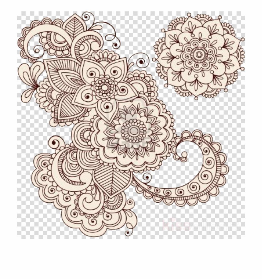 Clipart paisley design picture download Paisley Flower Pattern Clipart Paisley Pattern - Paisley Tattoo ... picture download