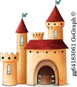 Clipart palaces image free Palace Clip Art - Royalty Free - GoGraph image free
