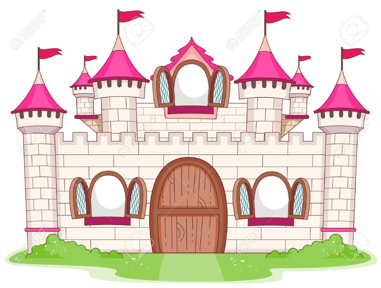 Clipart palaces banner free stock Palace clipart cartoon - 55 transparent clip arts, images and ... banner free stock