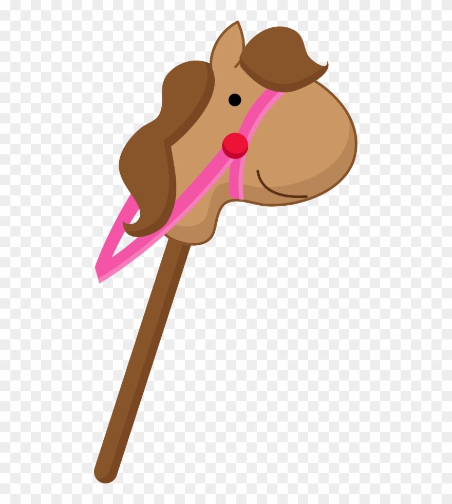 Clipart palo banner free download Cowboy E Cowgirl - Dibujo Caballo De Palo Clipart (#34312) - PinClipart banner free download
