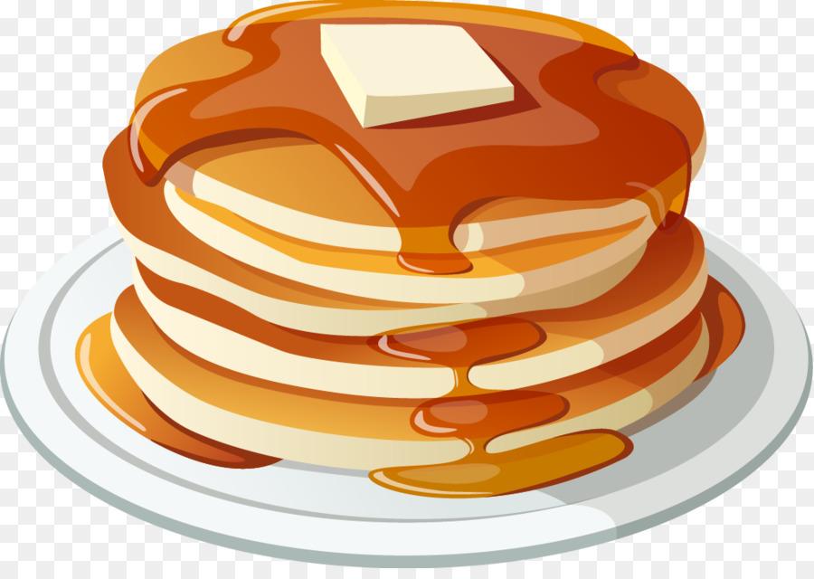 Clipart pancake breakfast vector transparent Cake Cartoon png download - 1047*731 - Free Transparent Pancake png ... vector transparent