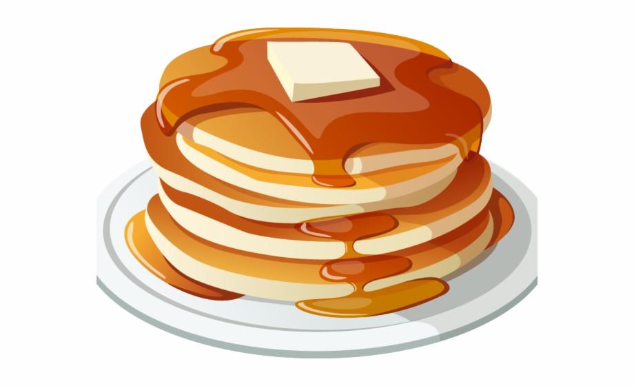 Clipart pancakes image freeuse library Pancake Clipart Pancake Bacon - Pancakes Illustration, Transparent ... image freeuse library