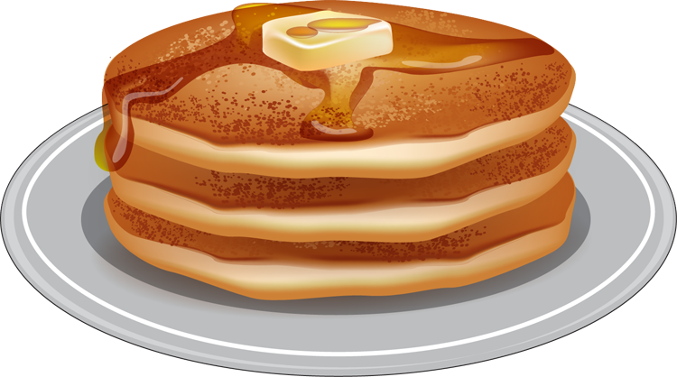Clipart pancakes clip art freeuse download Clip Art of Breakfast Foods   Fire   Breakfast pancakes, Pancakes ... clip art freeuse download