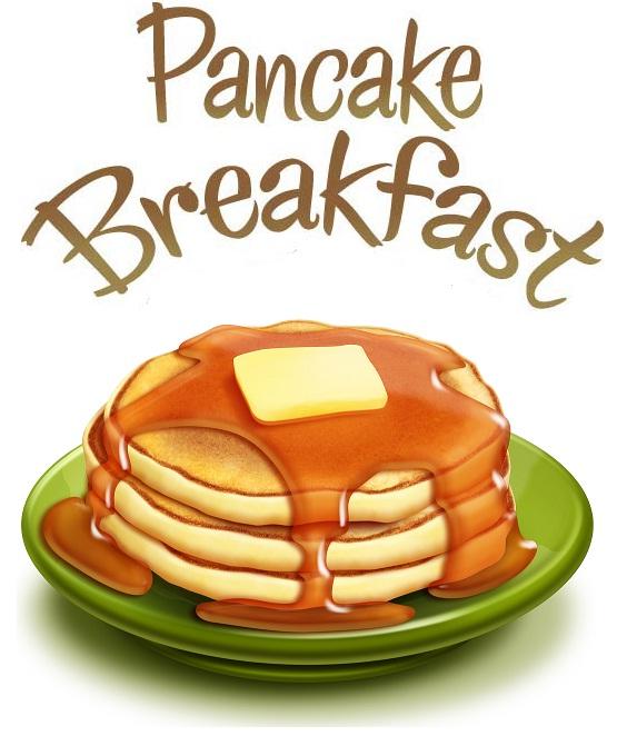 Serving pancakes clipart jpg black and white download pancake-clipart-pancakes - Santa Sophia Academy jpg black and white download