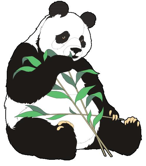 Clipart panda jpg transparent library Clip Art Panda & Clip Art Panda Clip Art Images - ClipartALL.com jpg transparent library