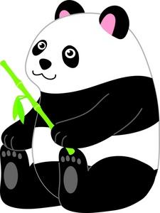 Clipart panda image download Cute Panda Bear Clipart   Clipart Panda - Free Clipart Images image download