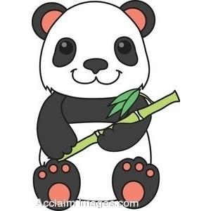 Clipart panda image Clipart panda bear pictures - ClipartFest image