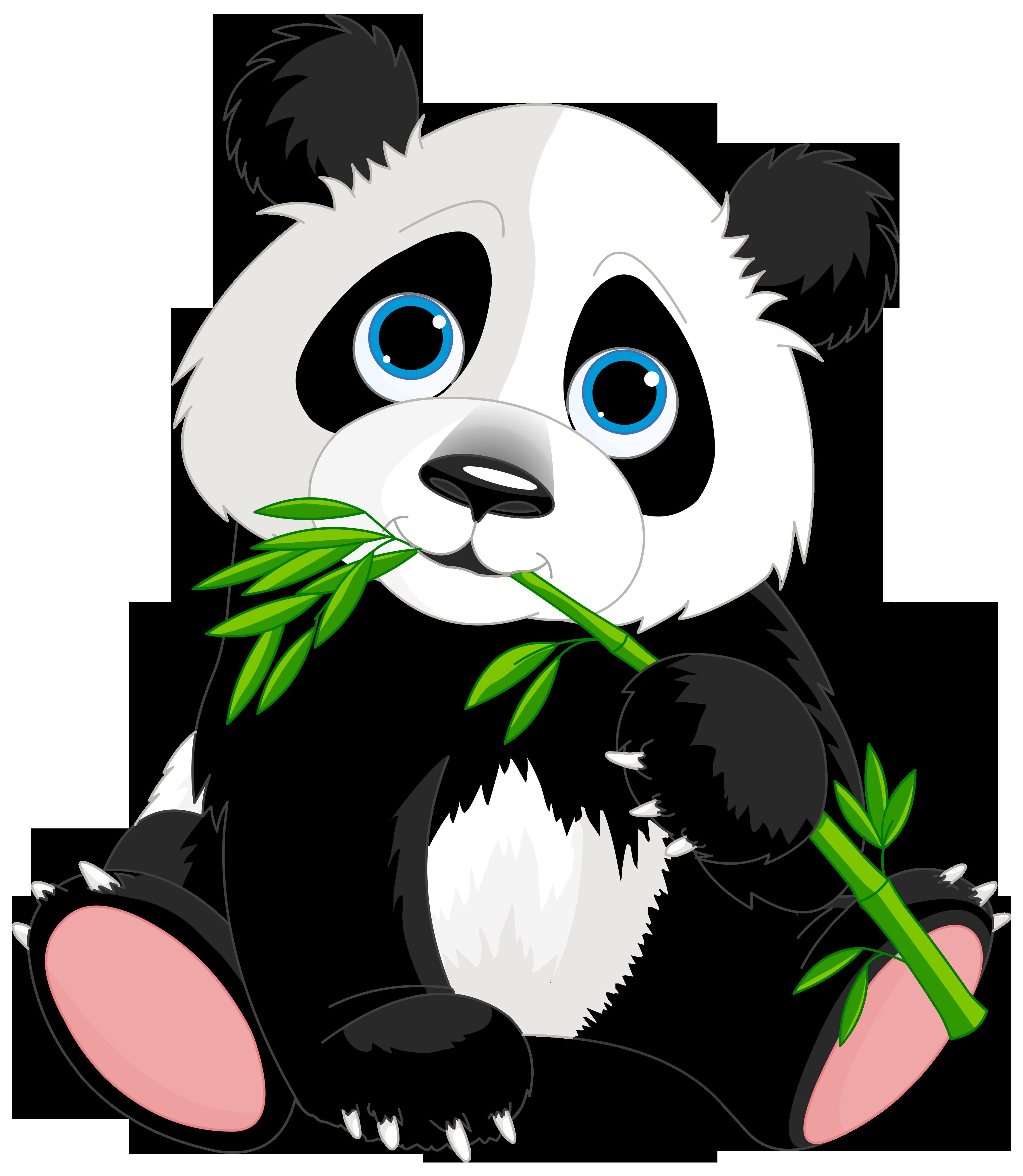 Panda bear halloween clipart clip transparent download clipart panda | Clipart clip transparent download