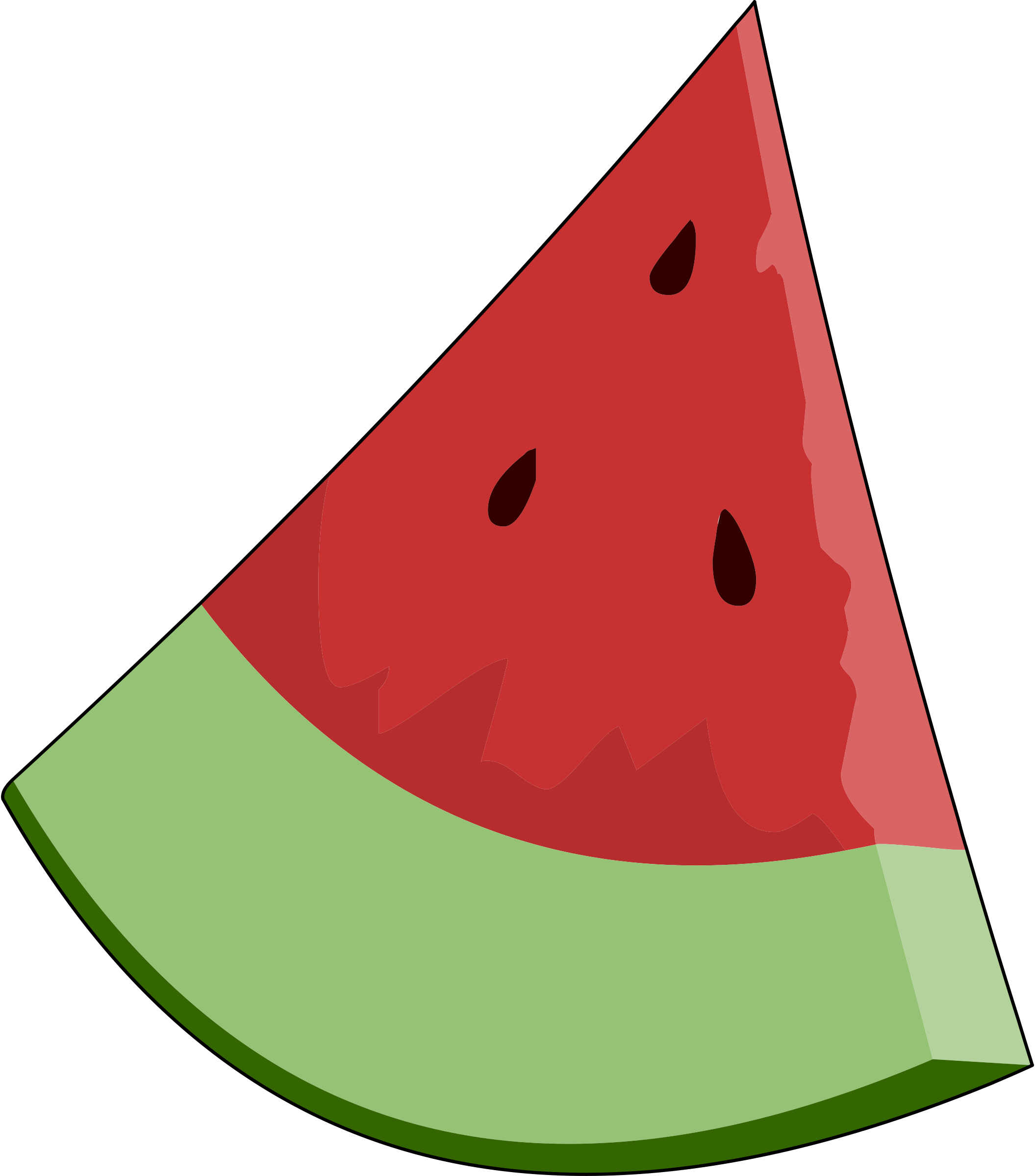 Seeds Clipart Watermelon Seed#3890794 vector