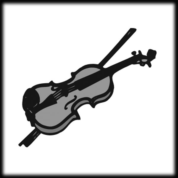 Clipart panda playing violin clipart black and white image download Violin Clipart Black And White | Clipart Panda - Free Clipart Images image download