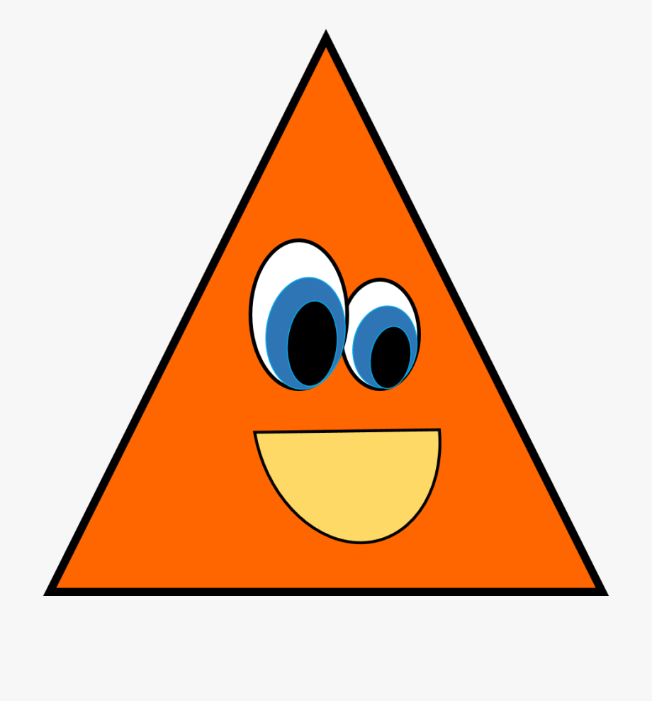 Triangle clipart transparent