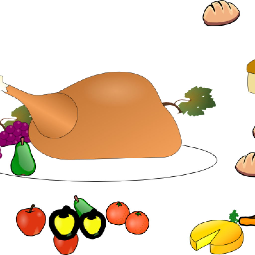 Clipart thanksgiving dinner graphic stock Thanksgiving Dinner Images Clip Art flower clipart hatenylo.com graphic stock