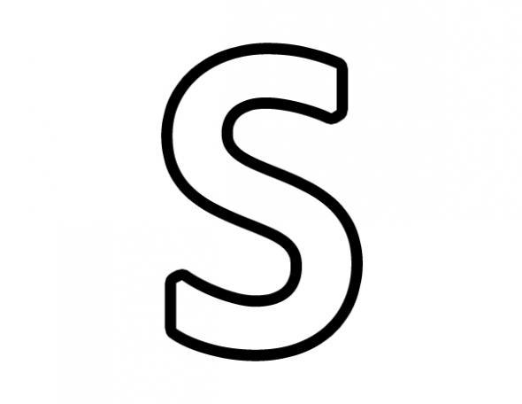 Clipart panda upper case alphabet letter a svg royalty free stock Upper cliparts svg royalty free stock