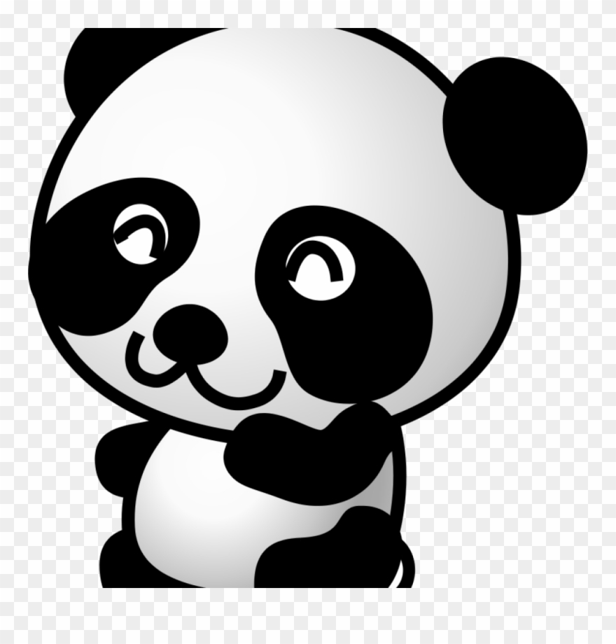 What is clipart panda image transparent download Free Panda Clipart Panda Clipart Images Panda Face - Panda Stencil ... image transparent download