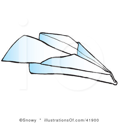Clipart paper plane png transparent library Paper airplane clip art - ClipartFest png transparent library