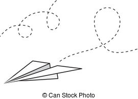 Paper airplane Stock Illustrations. 7,574 Paper airplane clip art ... graphic transparent download