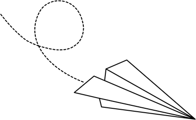 Paper Airplane Clipart - Clipart Kid image transparent download