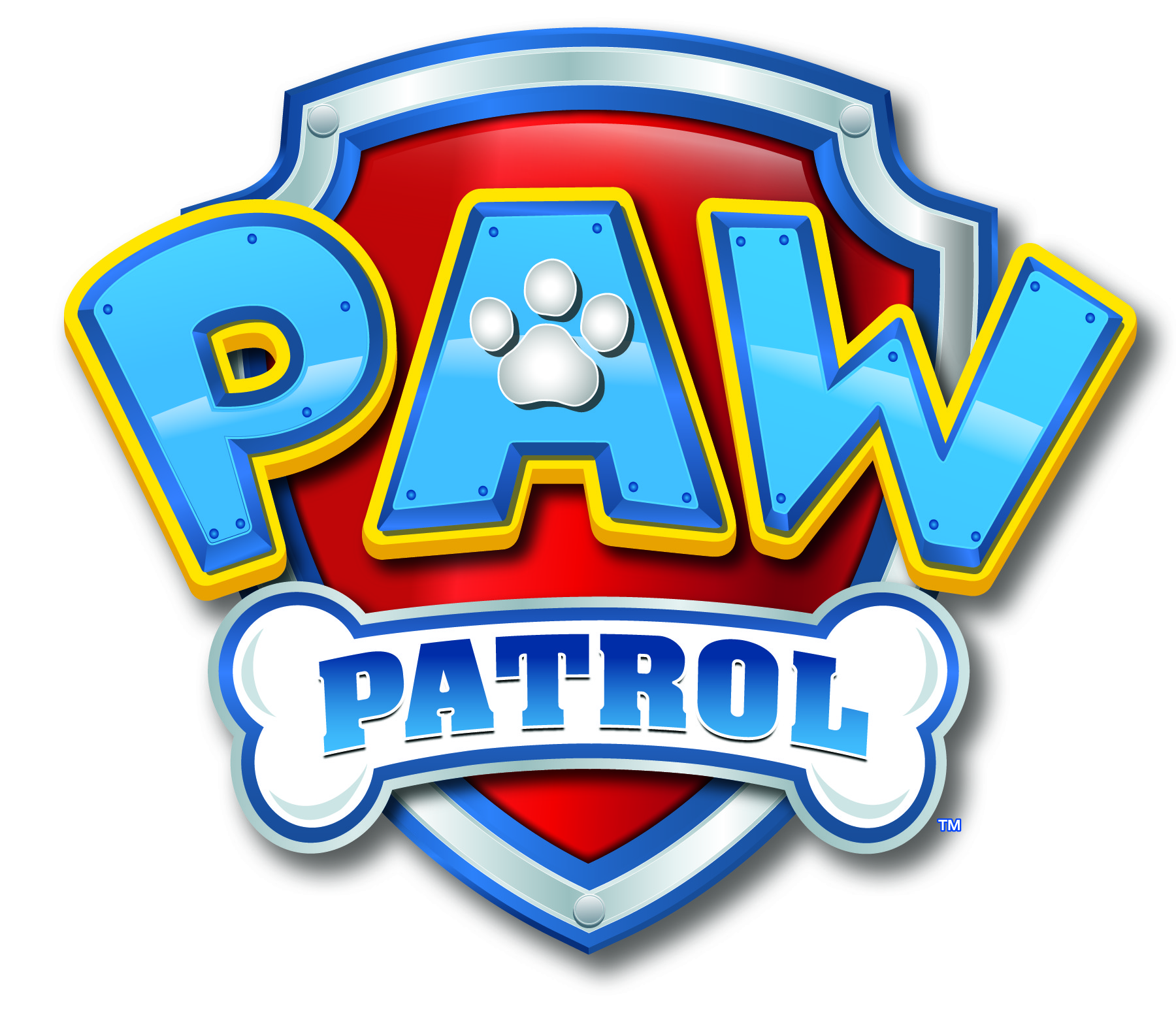 Clipart para logo clip black and white download Paw Patrol Logo Clipart & Look At Clip Art Images - ClipartLook clip black and white download