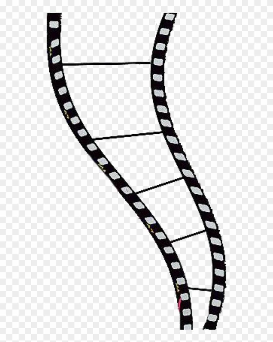 Clipart para picsart clip transparent download Rollo Cine Sticker Png Edit Picsart - Color Film Roll Png Clipart ... clip transparent download