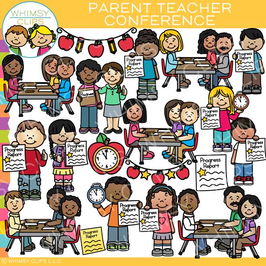 Teacher confernece clipart banner download School Parent Teacher Conference Clip Art banner download