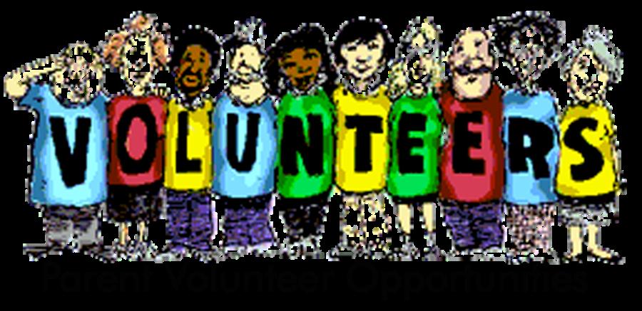 Clipart parents at school banner stock Parent Volunteer Opportunities - Ricardo ISD banner stock