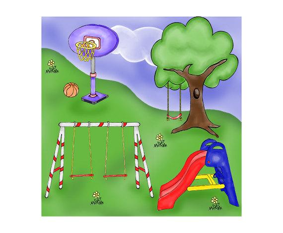 Clipart park image transparent stock Park Clipart - Clipart Kid image transparent stock