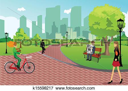 Clipart park transparent stock Park Clipart Royalty Free. 53,400 park clip art vector EPS ... transparent stock