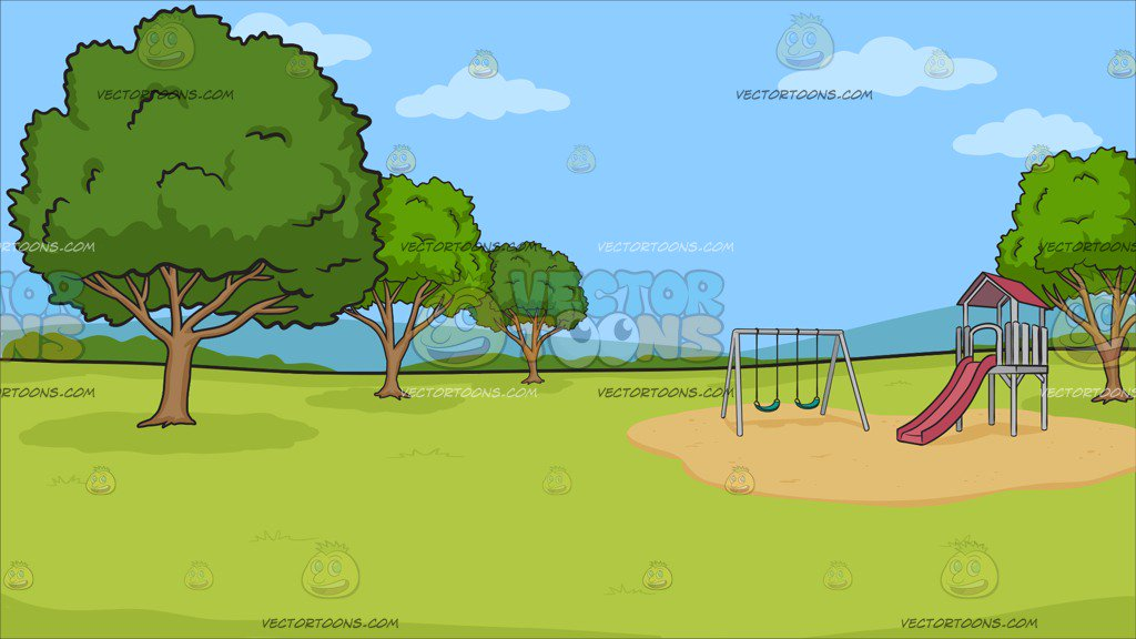 Playground clipart background clip freeuse library Park background clipart 7 » Clipart Station clip freeuse library