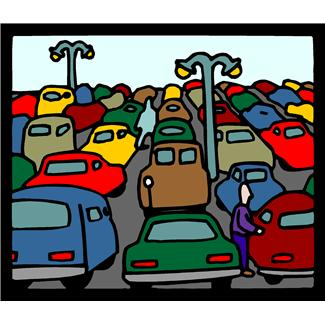 Clipart parking garage free Parking Lot Clip Art & Look At Clip Art Images - ClipartLook free