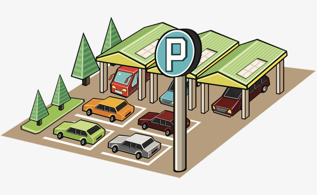 Clipart parking garage clip freeuse Collection of 14 free Parking lot clipart parking building bill ... clip freeuse