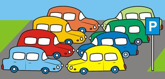 Parked cars clipart freeuse library Free Parking Garage Cliparts, Download Free Clip Art, Free Clip Art ... freeuse library