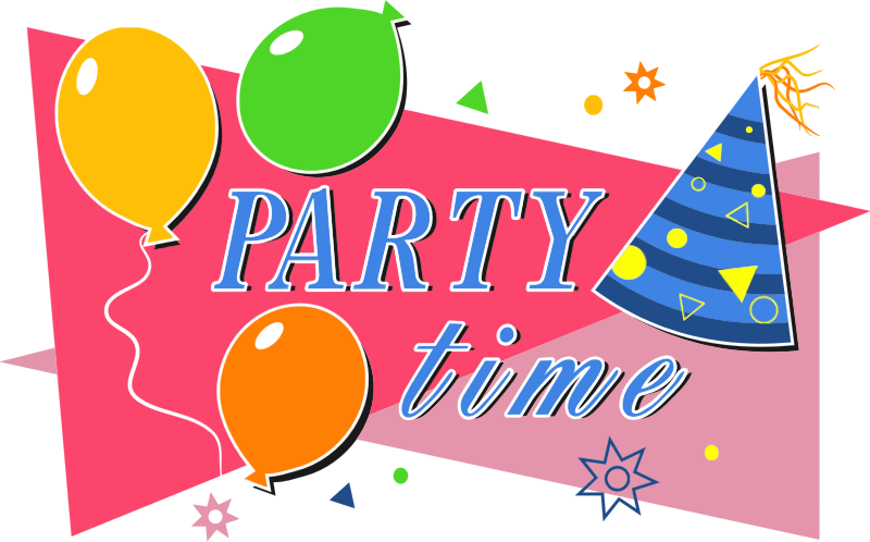Clipart party time clip black and white download Free Party Time Cliparts, Download Free Clip Art, Free Clip Art on ... clip black and white download