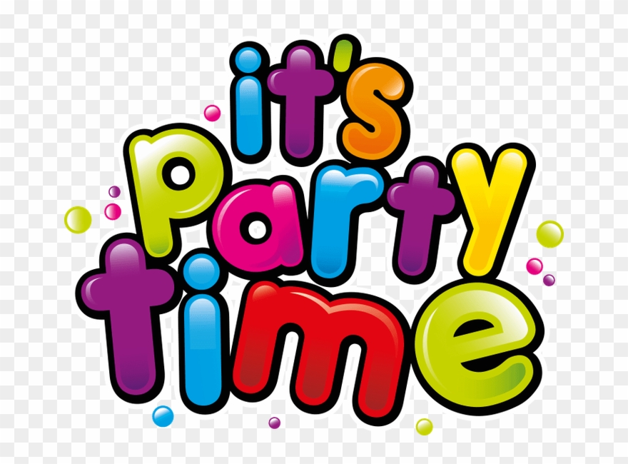 Clipart party time banner free download A Facebook Party Is Super Fun - Party Time Clipart (#529951 ... banner free download
