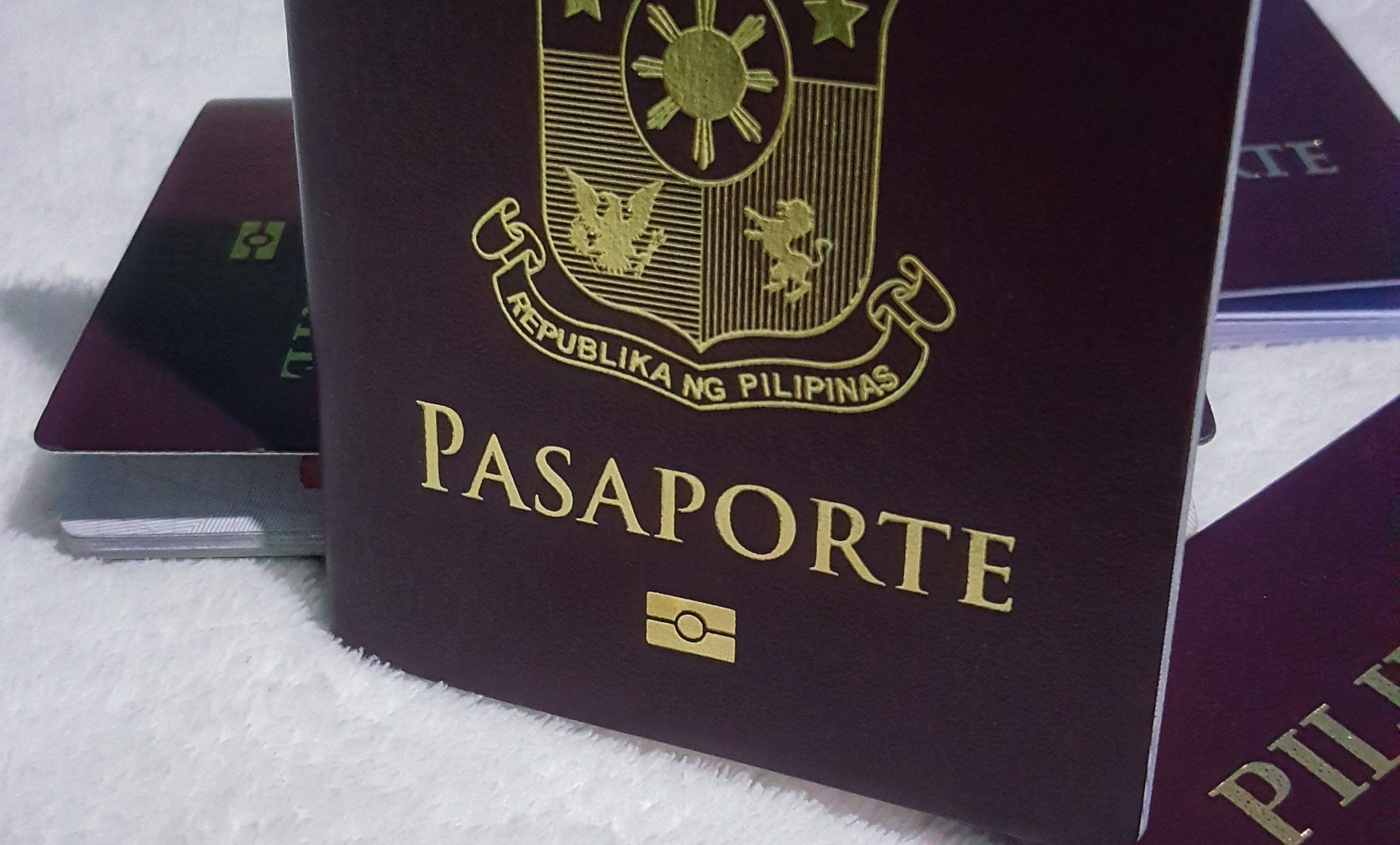 Clipart passport application form 2018 vector library Changing Philippine Passport To My Married Name - Mommy Krystal vector library