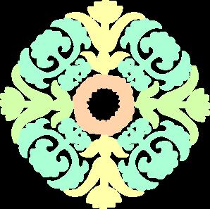 Pastel Florish Clip Art at Clker.com - vector clip art online ... png library library