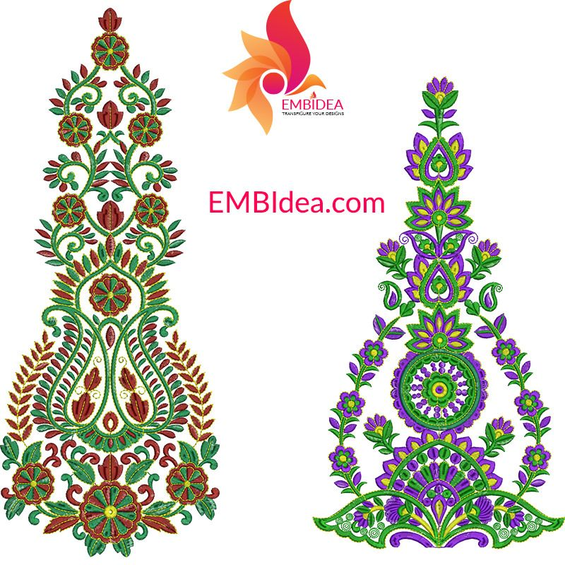 Clipart patli designs image black and white Patli / Kali Embroidery Design Free Download from EMBidea.com ... image black and white